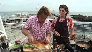 Heat Beads® Good Chef Bad Chef Bbq Recipes Soft Tacos