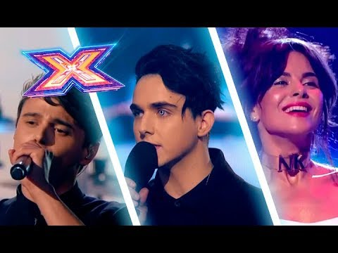 ALEKSEEV, MELOVIN аnd NK (Nastya Kamenskih) Star Performances On X-Factor Ukraine