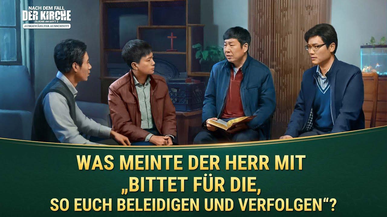 Christlicher Film | Glaube an Gott 2 – Nach dem Fall der Kirche Szene 1