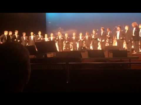 """Rosa International Middle School Close Harmony 2015- """"All of Me"""""""