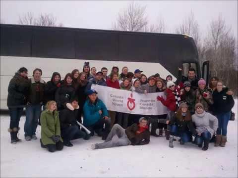 Canada World Youth Canada Ukraine