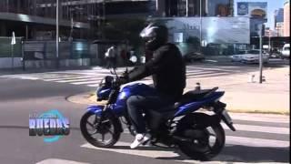 Test Honda CB Invicta