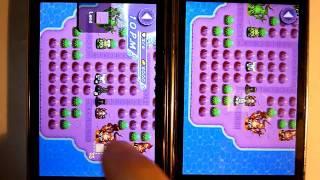 iPhone multiplayer test: Mecho Wars by Luc Bernard