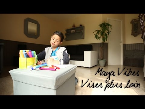 Maya Vibes - Viser Plus Loin (Clip Officiel)