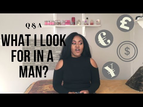 WOULD YOU MARRY A CONGOLESE MAN?  WHAT I LOOK FOR IN A MAN  INSTAGRAM Q&A  SimplyPaidaa