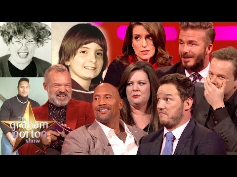 Graham Norton's Funniest Celebrity Throwbacks  Best of The Graham Norton Show
