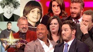 connectYoutube - Graham Norton's Funniest Celebrity Throwbacks | Best of The Graham Norton Show
