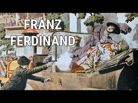Franz Ferdinand | Start and end of WWI