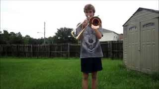 My Top 10 Maroon 5 Song On Trombone
