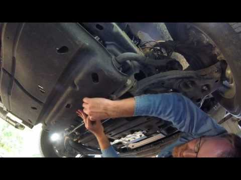 How To Change The Oil In A  Ford F