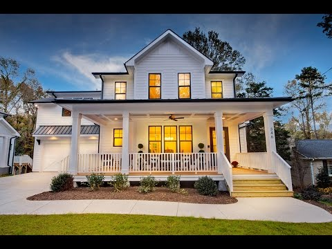 GORGEOUS Craftsman New Build by Carolinas Revitalization LLC