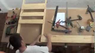 Woodworking For Everyone: Bunk Beds Ladder