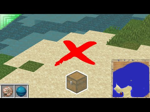 How to find Treasure in Minecraft