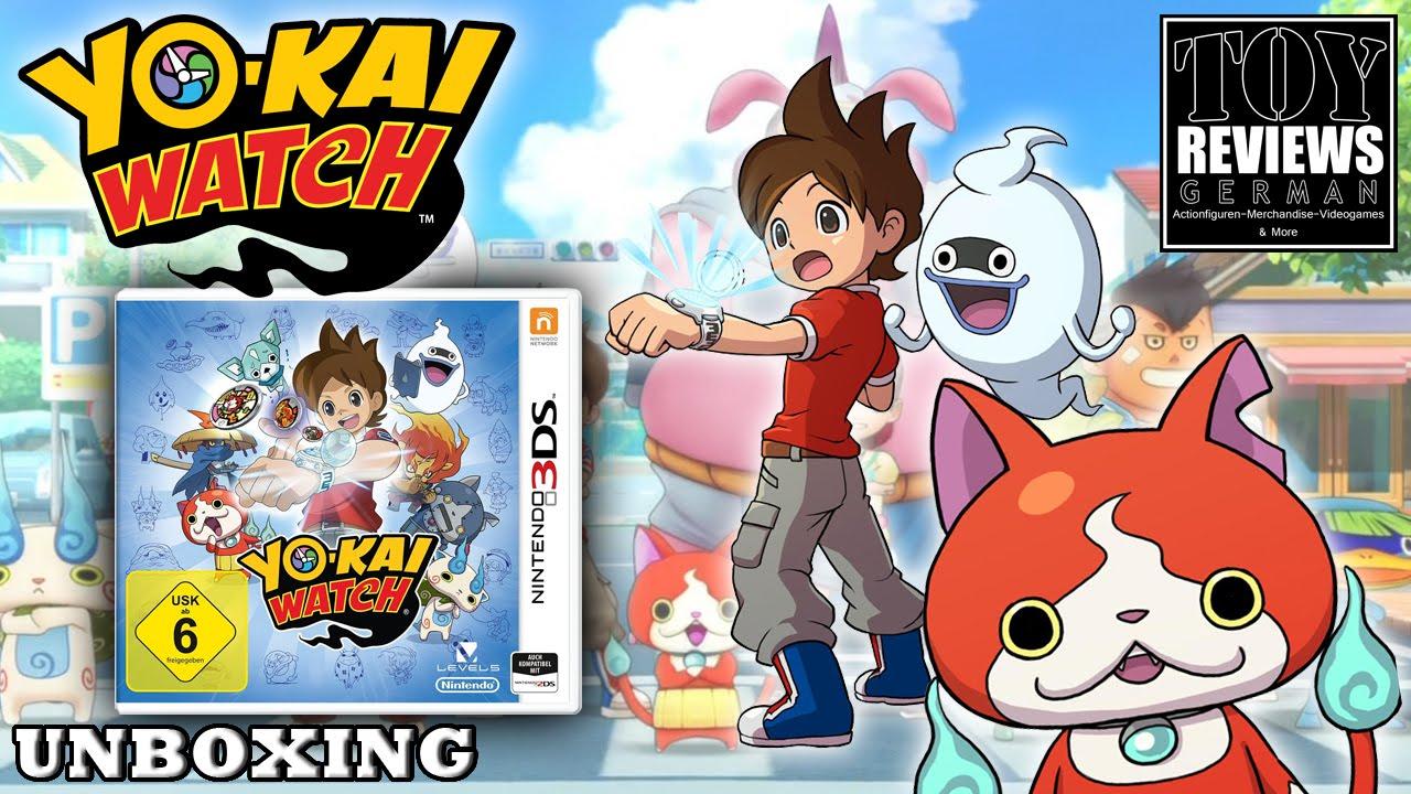Yo Kai Watch Serie Deutsch