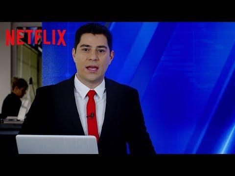 Plantão com Evaristo Costa  Bright  Netflix