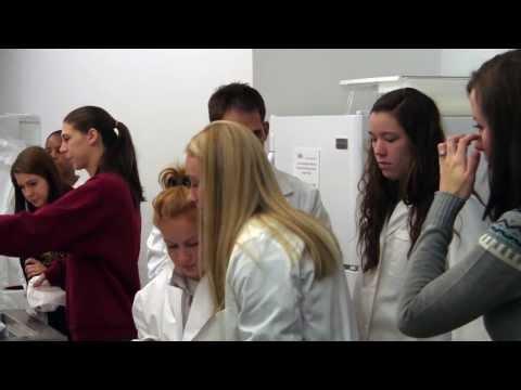 Ohio Dominican University  Cadaver Labs