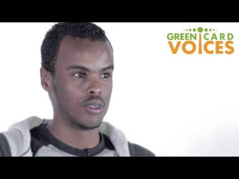 Abdirahman Hirad - Green Card Voices