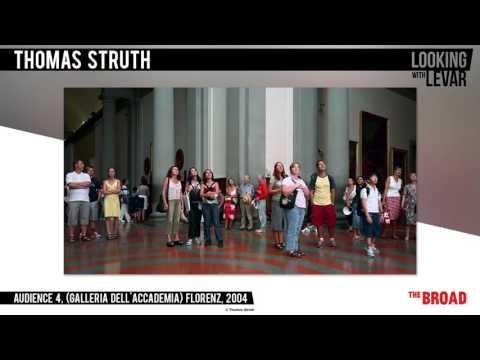 Thomas Struth - Audience 4, 2004