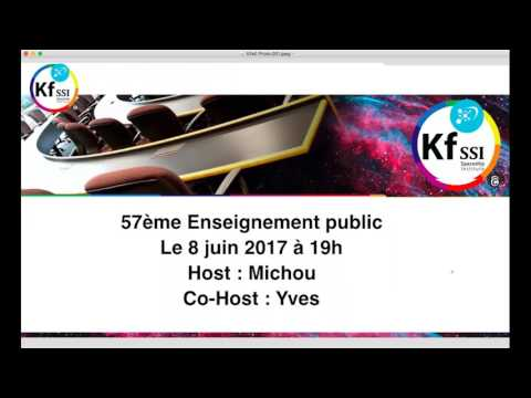 2017 06 08 PM Public Teaching in French - Enseignements publics en français