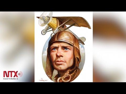 Charles Lindbergh, de Nueva York a París sin escalas
