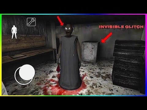 Granny New INVISIBLE Glitch! | Work 100% Version 1.5 (IOS And ANDROID)