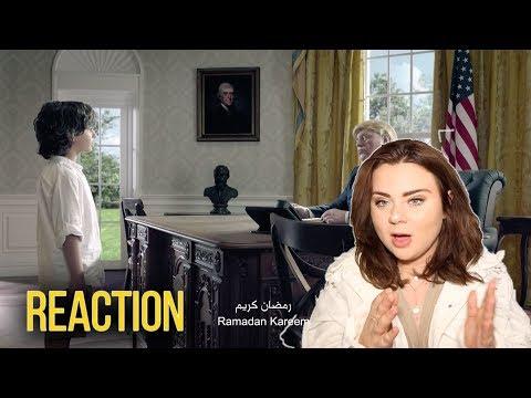 Reacting to Zain Ramadan 2018 Commercial-سيدي الرئي |BRITISH REACTION|