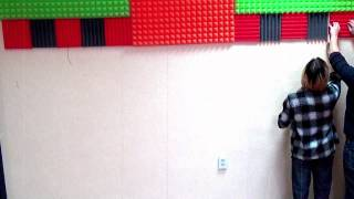 Как работает акустический поролон Echo Slayer(Акустический поролон