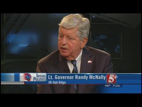 Inside Politics: Lt. Governor Randy McNally P.3