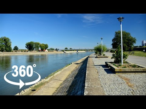 Autumn in Osijek — Croatia | 360º VR | Pointers Travel