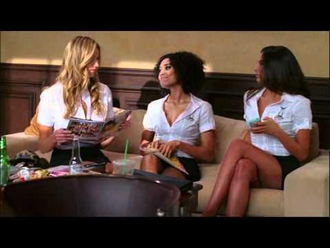 Entourage season 7 first episode (hot girls!!)