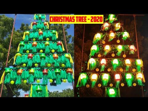 Caldwell School Christmas Tree 2020   Christmas Kudam Tree   X mas Tree   Thoothukudi   LOURTHUSAMY