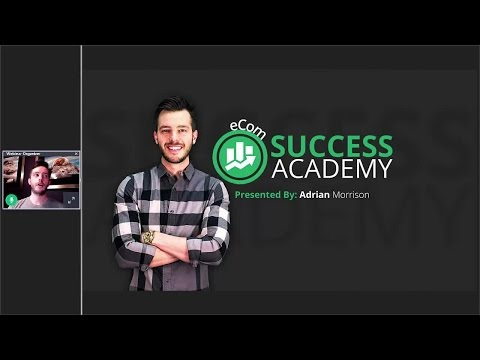 Ecom Success Academy - 3 Hour Webinar Replay