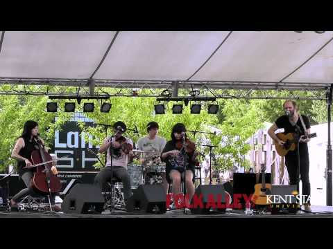 Folk Alley Live Recording - Horse Feathers (Nelsonville Music Festival 2012)