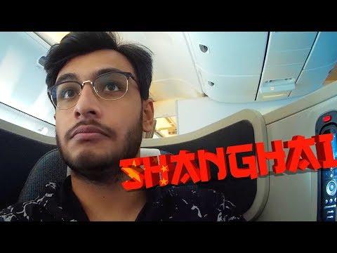 MUMBAI - HONG KONG - SHANGHAI | RAWKNEE VLOGS