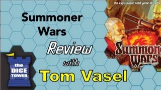Summoner Wars Review - with Tom Vasel