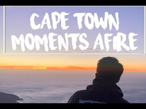 Cape Town,South Africa -Moments Afire Travel Film
