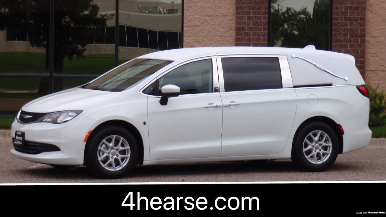 K2 Chrysler Pacifica Touring Funeral Van