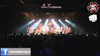 Die Toten Hosen - Police On My Back - La Trastienda - 19/05/2015 - #IlegalesTV