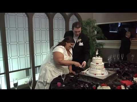 Chasity Romero & Nathan Abshire- HD-Wedding highlights 6-15-2013