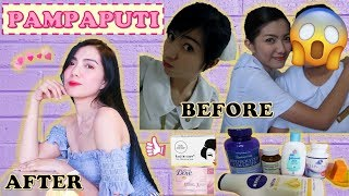 PAANO AKO PUMUTI + Effective na Pampaputi + Secret Revealed (Skin Whitening Secret) + GIVEAWAY