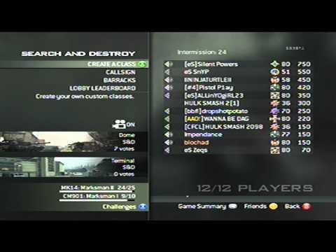 Call of Duty MW3 Karaoke: Awful Singers
