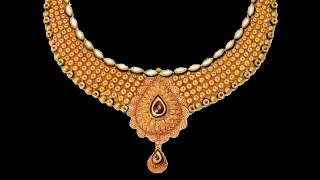 Thusi Necklace Design || New Necklace models || Necklace Collection