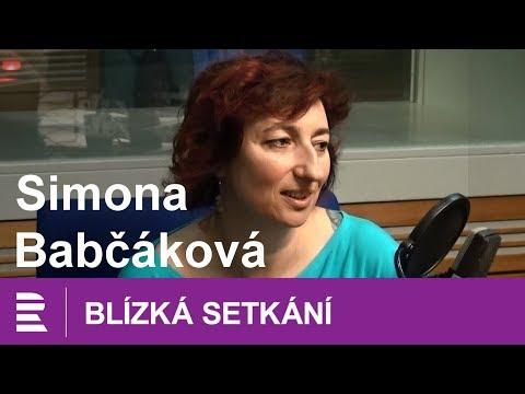 """Simona Babčáková: """"Vycházím z Jardy Duška""""!"""