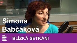 """Simona Babčáková: """"Vycházím z Jardy Duška"""