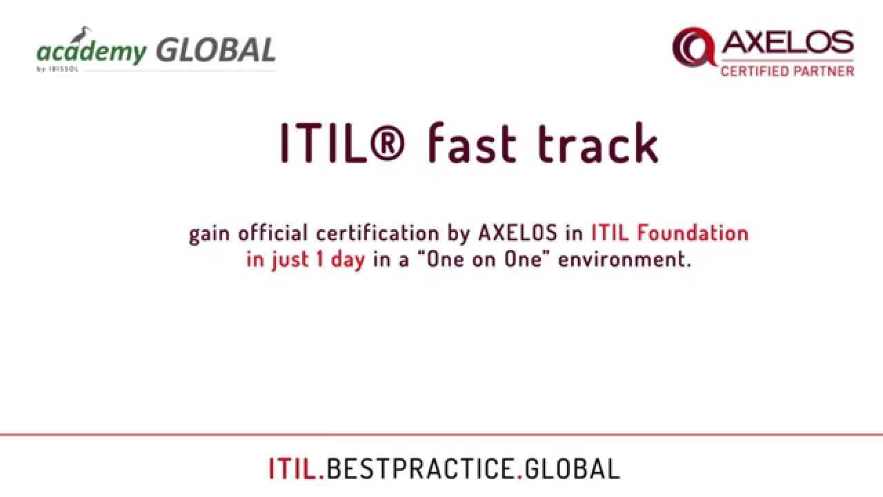 How To Pass Itil Foundation In 1 Day Youtube