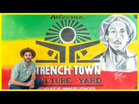 Trenchtown Rock | Bob Marley & Reggae in Kingston, Jamaica