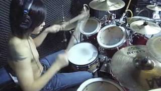 Gould Wu - Avenged Sevenfold - Seize The Day (drum cover)