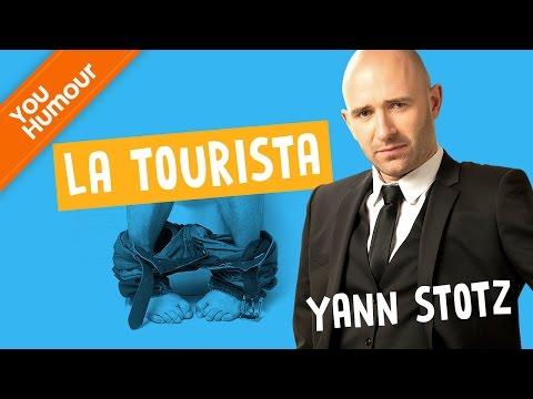 YANN STOTZ - La tourista