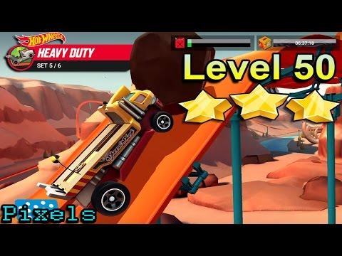 Hot Wheels Race Off - Heavy Duty Level 50 Unlocked