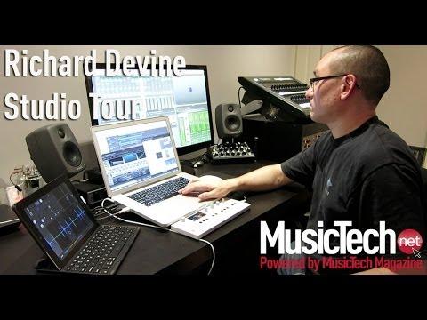 Studio Tour: Richard Devine